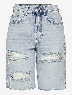 90s denim shorts - denimshorts - sky blue dest (5070)