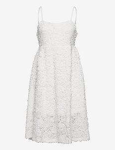 Emilia dress - sommerkjoler - offwhite