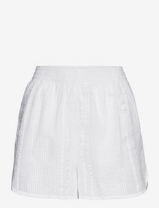 Lina pyjamas shorts - shorts - white (1000)