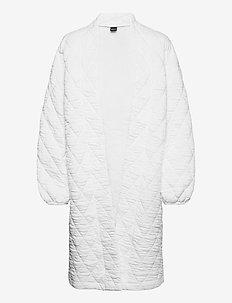 Luna quilt jacket - quilted jassen - offwhite
