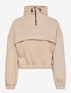 Alba sweater - oxford tan (7168)