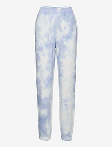 Jackie sweatpants - sweatpants - blue tye die (5510)