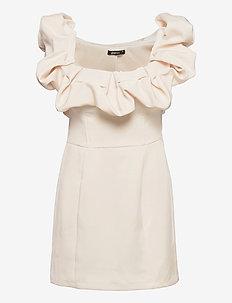 Juniper dress - summer dresses - eggnog (1138)