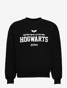 Rory sweater - sweatshirts et sweats à capuche - harry/black (9515)