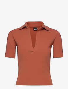 Klara top - t-shirts - chutney (2250)