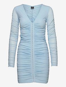 Wissa mesh dress - robes moulantes - cooling spray (5571)