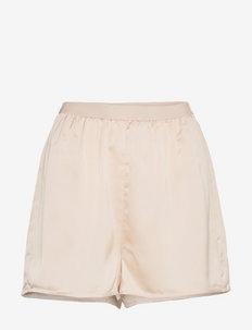 Nicole pyjamas shorts - shorts - champange