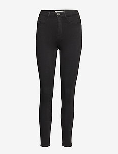 Molly highwaist jeans - skinny jeans - black