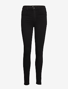 Molly highwaist jeans - BLACK