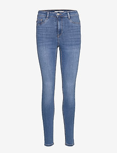 Molly highwaist jeans - MIDBLUE G