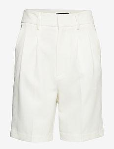 Nicole city shorts - WHITE