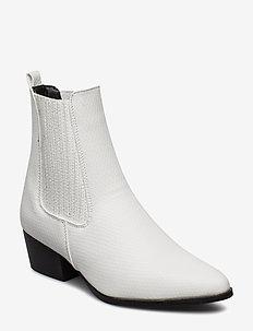 Melinda boots - WHITE