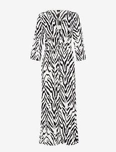 Arild dress - ZEBRA IKAT