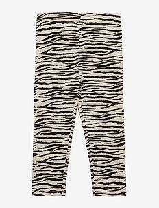 Mini leggings - ZEBRA