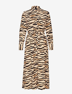 Lova shirt dress - TIGER