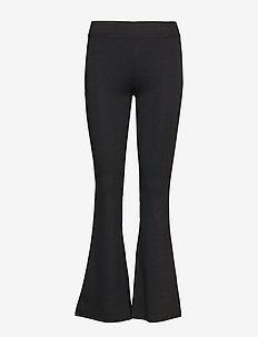 Petra trousers short length - BLACK