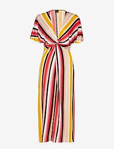 Bibbi dress - HAPPY STRIPE