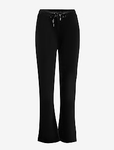 Cecilia velour trousers - BLACK (9000)
