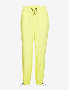 Nikki trousers - NEON YELLOW