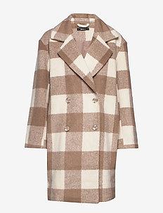 Johanna coat - CHECK