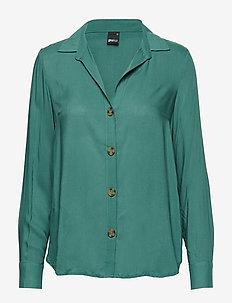 Wendy shirt - PINE GREEN