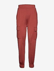 Vero cargo trousers - MASALA