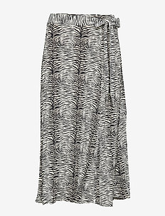Lara pleated skirt - TIGER