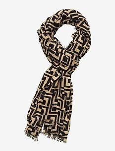 Klara scarf - GRAPHIC PRINT