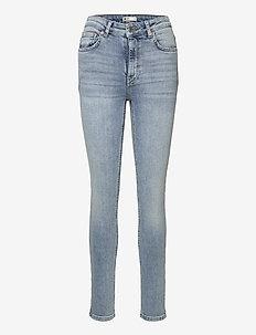 Hedda original jeans - skinny jeans - lt mid blue (5149)