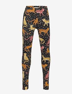 Mini leggings - CHEETAHDARK/AOP
