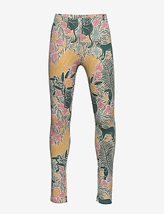 Mini leggings - leginsy - jungle (7005)