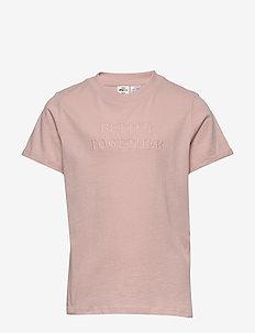 Mini tee - krótki rękaw - pink/together (3031)