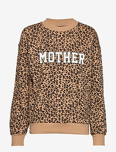 Me sweatshirt - TAN/LEO