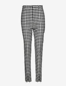 Arena trousers - WHITE/BLACK