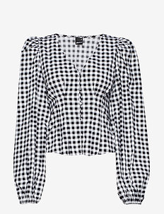 Abby blouse - GINGHAM