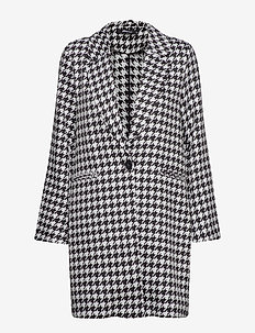 Amanda coat - DOGTOOTH