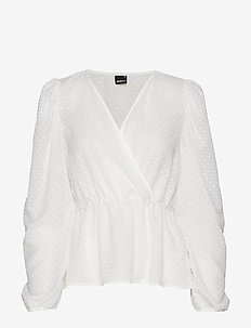 Ronja blouse - OFFWHITE