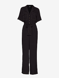 Pamela jumpsuit - BLACK