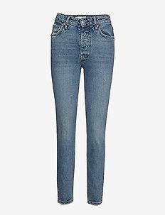 Tove original slim jeans - MID BLUE