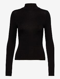 Dorsia turtleneck - rolkraagtruien - black (9000)