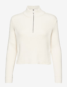 Ingrid knitted sweater - WARM WHITE
