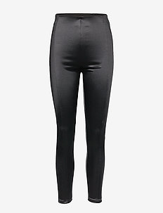 Jemima highwaist leggings - BLACK
