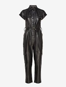 Cara jumpsuit - BLACK (9000)