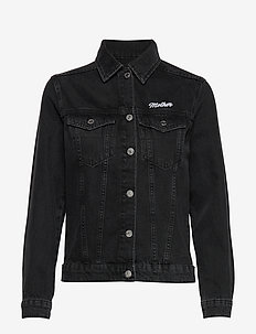 Me denim jacket - vestes en jean - offblack