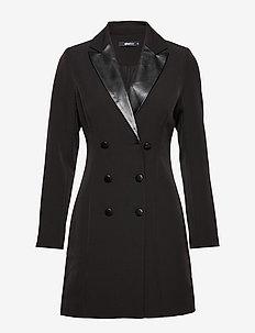 Sanna blazer dress - BLACK
