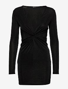 Ambi dress - BLACK