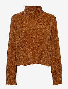 Eva knitted sweater - SUGAR ALMOND