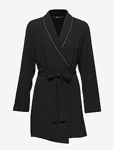 Rianna blazer dress - BLACK