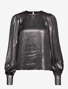 Aria blouse - SILVER