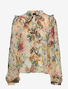 Fleur blouse - FLOWER